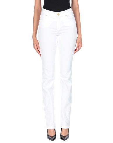Купить Повседневные брюки от MARANI JEANS белого цвета