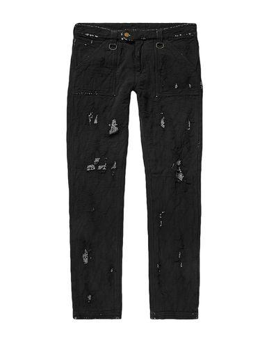 Фото - Повседневные брюки от BLACKMEANS® черного цвета