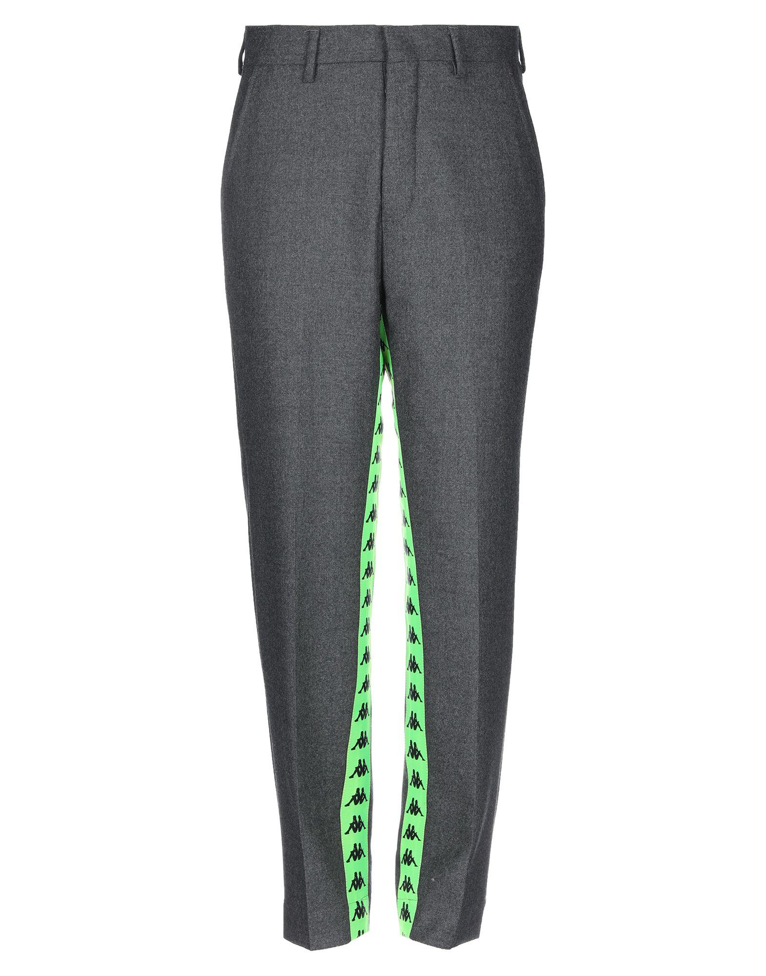 DANILO PAURA Повседневные брюки paura платок