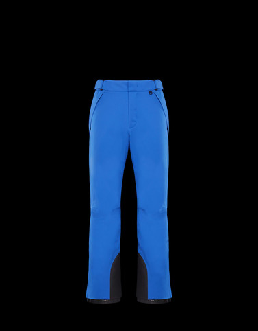 CASUAL PANTS Blue Pants