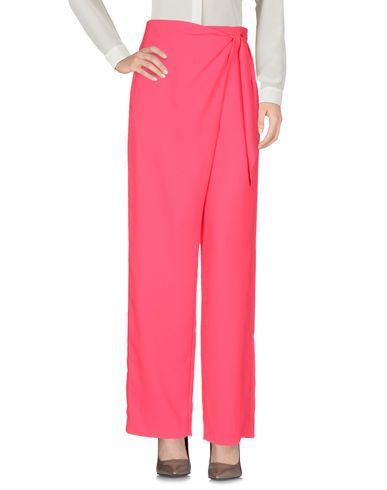 Фото 2 - Повседневные брюки от DION LEE цвета фуксия