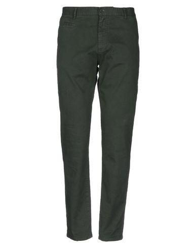 Купить Повседневные брюки от BICOLORE® темно-зеленого цвета