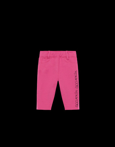 CASUAL TROUSER Fuchsia Baby 0-36 months - Girl Woman