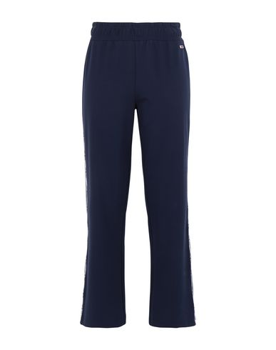 Фото - Повседневные брюки от TOMMY JEANS темно-синего цвета