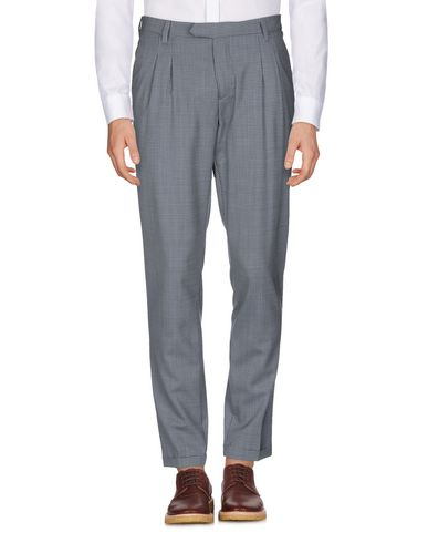 Фото 2 - Повседневные брюки от ELEVENTY грифельно-синего цвета