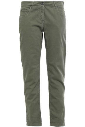 BRUNELLO CUCINELLI Low-rise straight-leg jeans