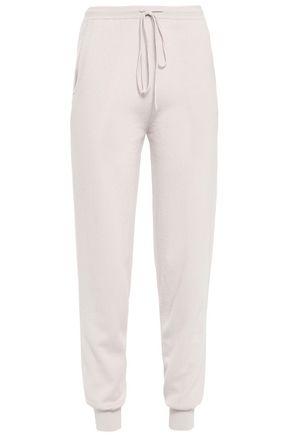 GENTRYPORTOFINO Cashmere track pants