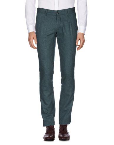 Фото 2 - Повседневные брюки от WOOL 172 зеленого цвета