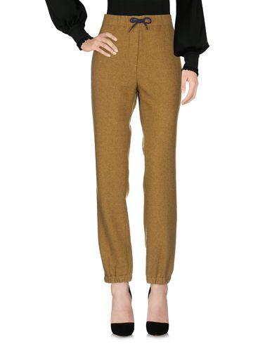 Фото 2 - Повседневные брюки цвет охра