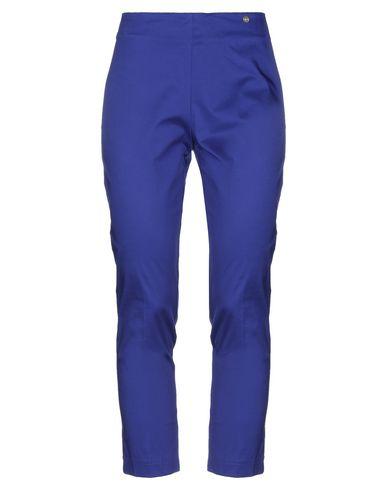 Фото - Повседневные брюки от LAFTY LIE ярко-синего цвета