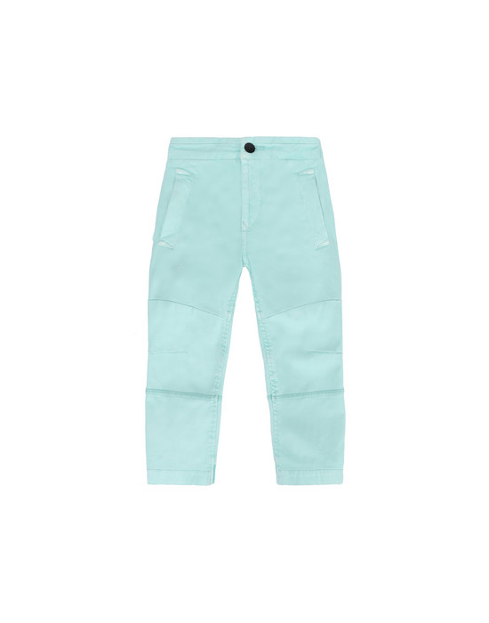Pants 30512 'OLD' DYE TREATMENT  STONE ISLAND JUNIOR - 0