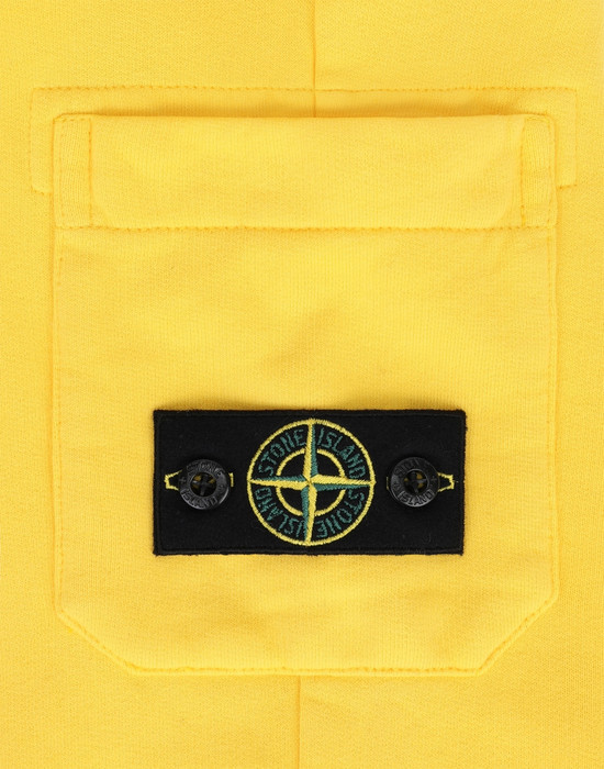 13378143vu - PANTS - 5 POCKETS STONE ISLAND JUNIOR