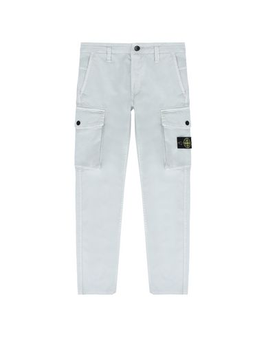 STONE ISLAND JUNIOR Trousers Man 30312 OLD DYE TREATMENT f