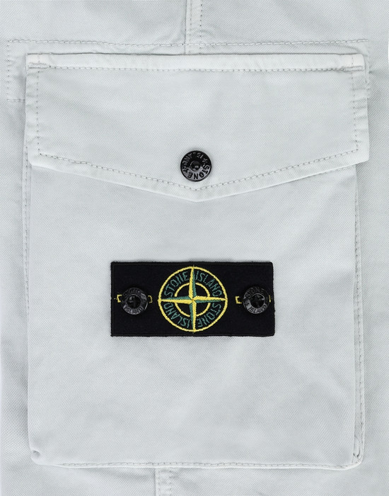 13378169js - TROUSERS - 5 POCKETS STONE ISLAND JUNIOR