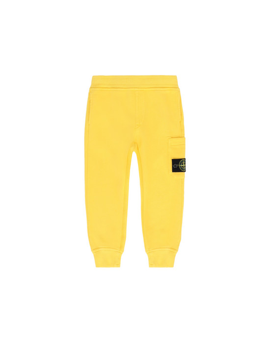 Fleece Trousers 60840 STONE ISLAND JUNIOR - 0