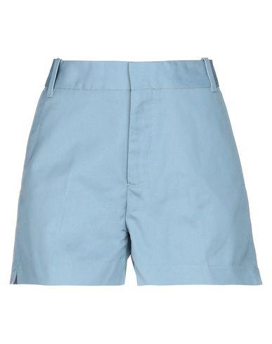 Фото - Повседневные шорты от CARHARTT пастельно-синего цвета