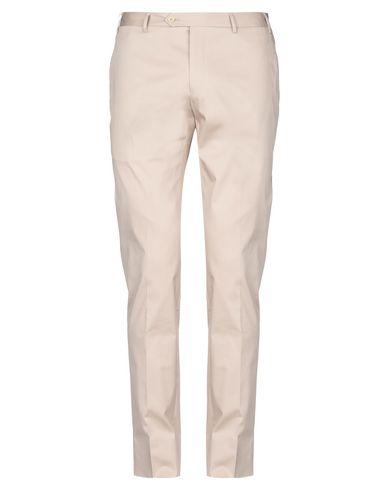 Фото - Повседневные брюки от CORNELIANI ID бежевого цвета
