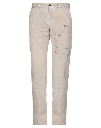 Фото - Повседневные брюки от INCOTEX RED бежевого цвета