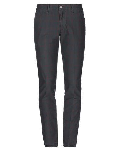 Фото - Повседневные брюки от ALESSANDRO GILLES цвет стальной серый