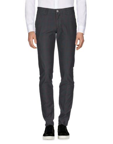 Фото 2 - Повседневные брюки от ALESSANDRO GILLES цвет стальной серый