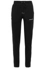 HELMUT LANG French cotton-blend terry track pants