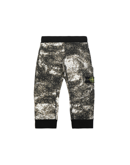 Fleece Pants 60845  STONE ISLAND JUNIOR - 0