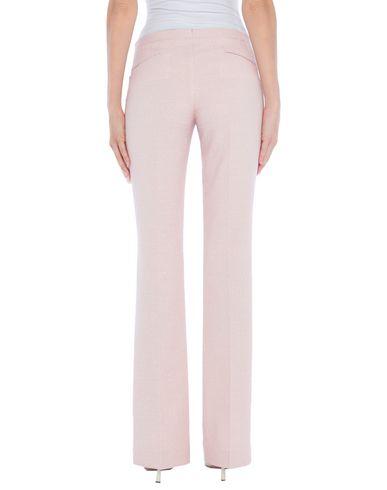 Фото 2 - Повседневные брюки от PT01 розового цвета