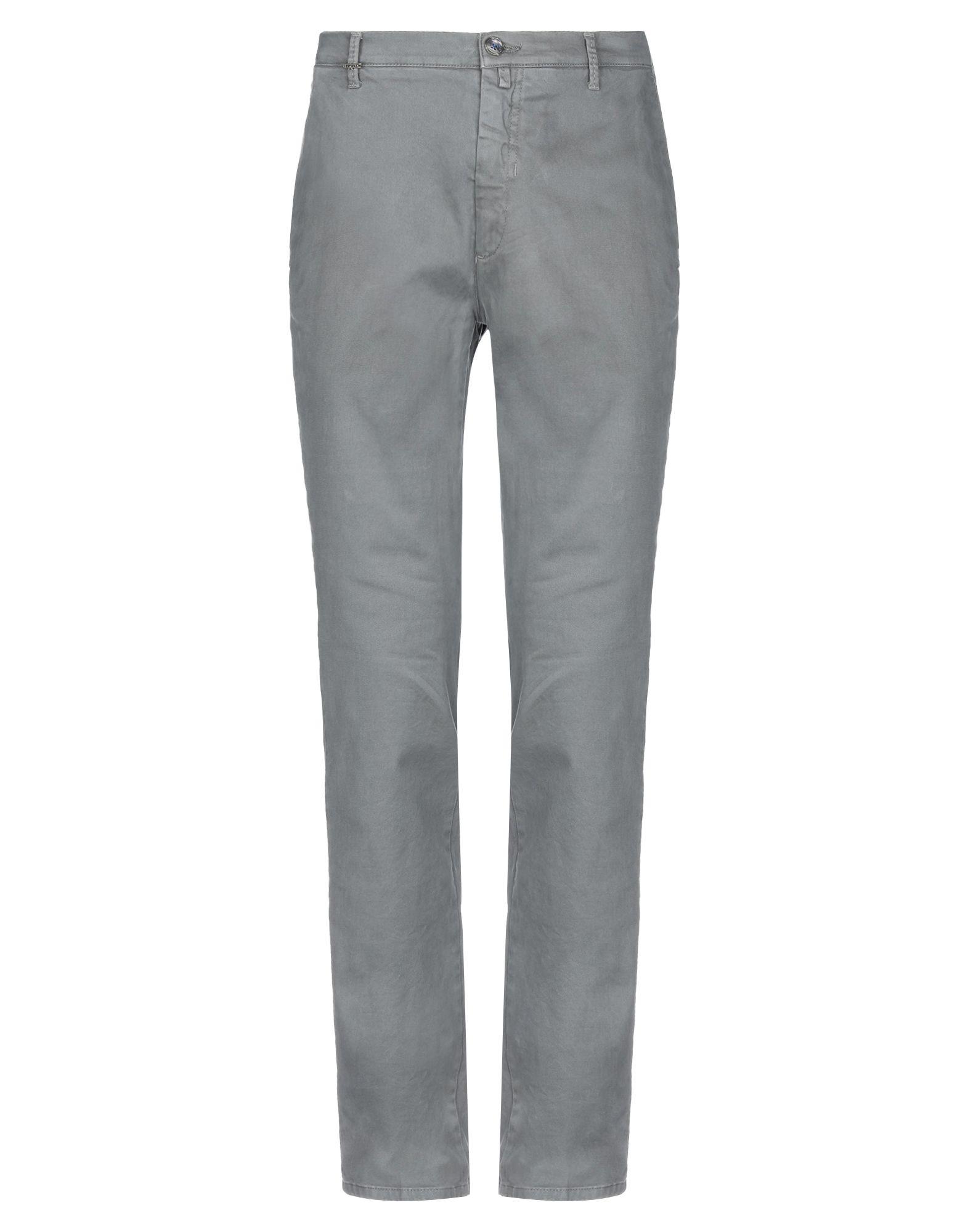 《期間限定 セール開催中》QUOTA OTTO メンズ パンツ 鉛色 44 コットン 98% / ポリウレタン 2%