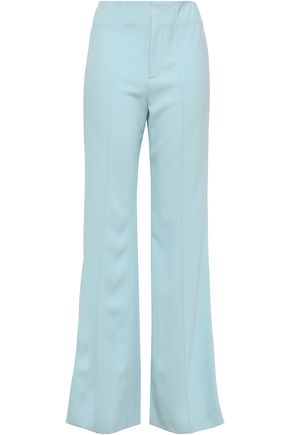 ALICE + OLIVIA Dylan stretch-crepe wide-leg pants