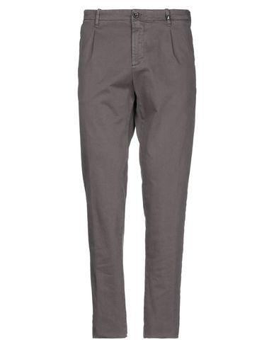 Фото - Повседневные брюки от MYTHS свинцово-серого цвета