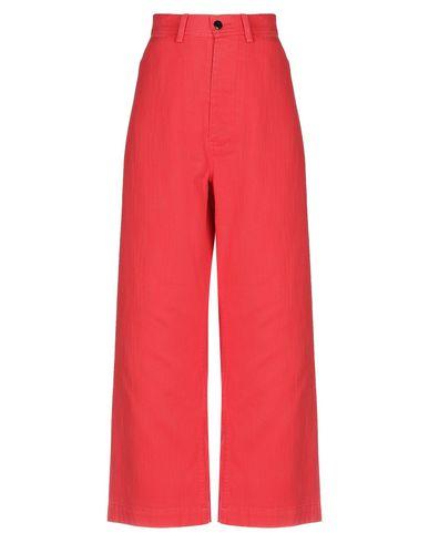 Фото - Повседневные брюки от BELLEROSE красного цвета