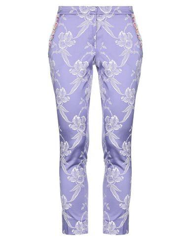 Фото - Повседневные брюки от SERA NERA сиреневого цвета