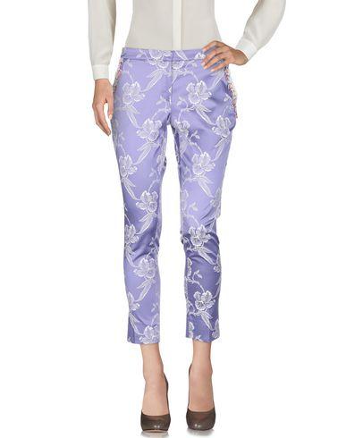 Фото 2 - Повседневные брюки от SERA NERA сиреневого цвета