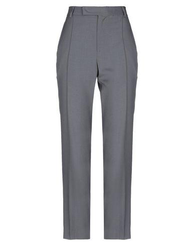 Фото - Повседневные брюки от YANG LI свинцово-серого цвета