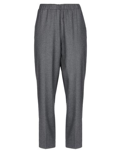Фото - Повседневные брюки от ROSSO35 свинцово-серого цвета