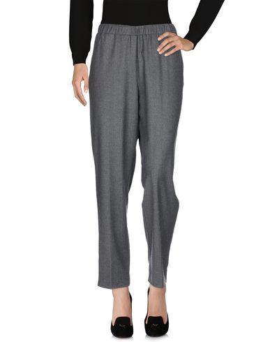 Фото 2 - Повседневные брюки от ROSSO35 свинцово-серого цвета