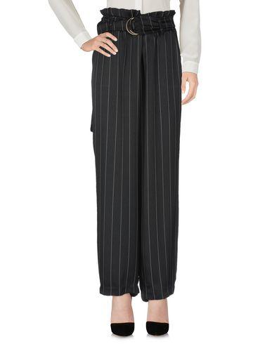 Фото 2 - Повседневные брюки от CLAUDIE черного цвета