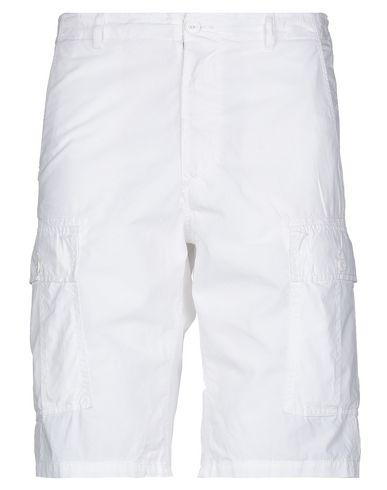 Фото - Мужские бермуды 40WEFT белого цвета