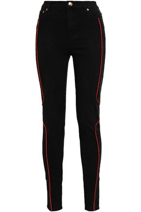 P.E NATION Cup Of Nations high-rise skinny jeans