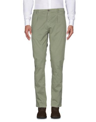 Фото 2 - Повседневные брюки от 40WEFT цвет зеленый-милитари