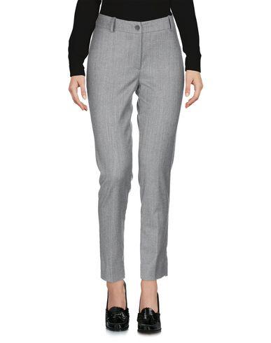 Фото 2 - Повседневные брюки от ROSSO35 серого цвета