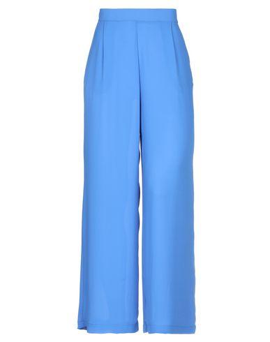 Фото - Повседневные брюки от DUEMINUTI лазурного цвета
