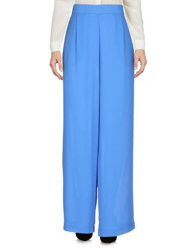 Фото 2 - Повседневные брюки от DUEMINUTI лазурного цвета