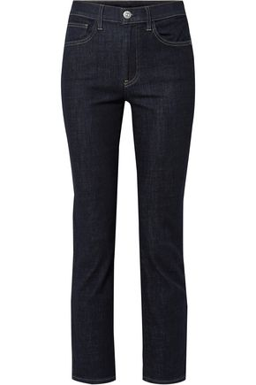 3x1 Stevie high-rise straight-leg jeans