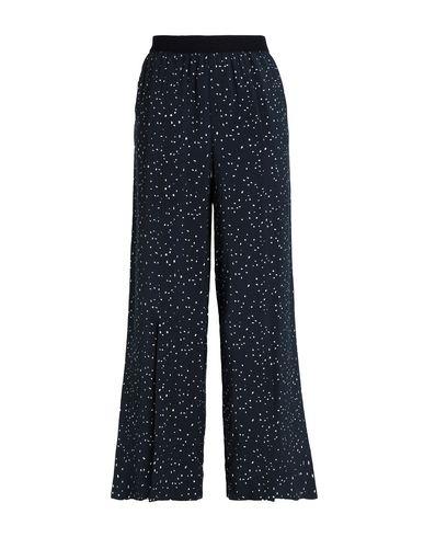 Фото - Повседневные брюки от HOUSE OF DAGMAR темно-синего цвета