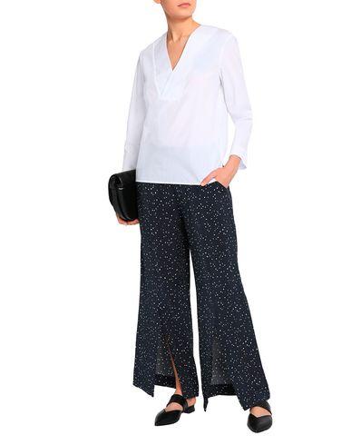 Фото 2 - Повседневные брюки от HOUSE OF DAGMAR темно-синего цвета