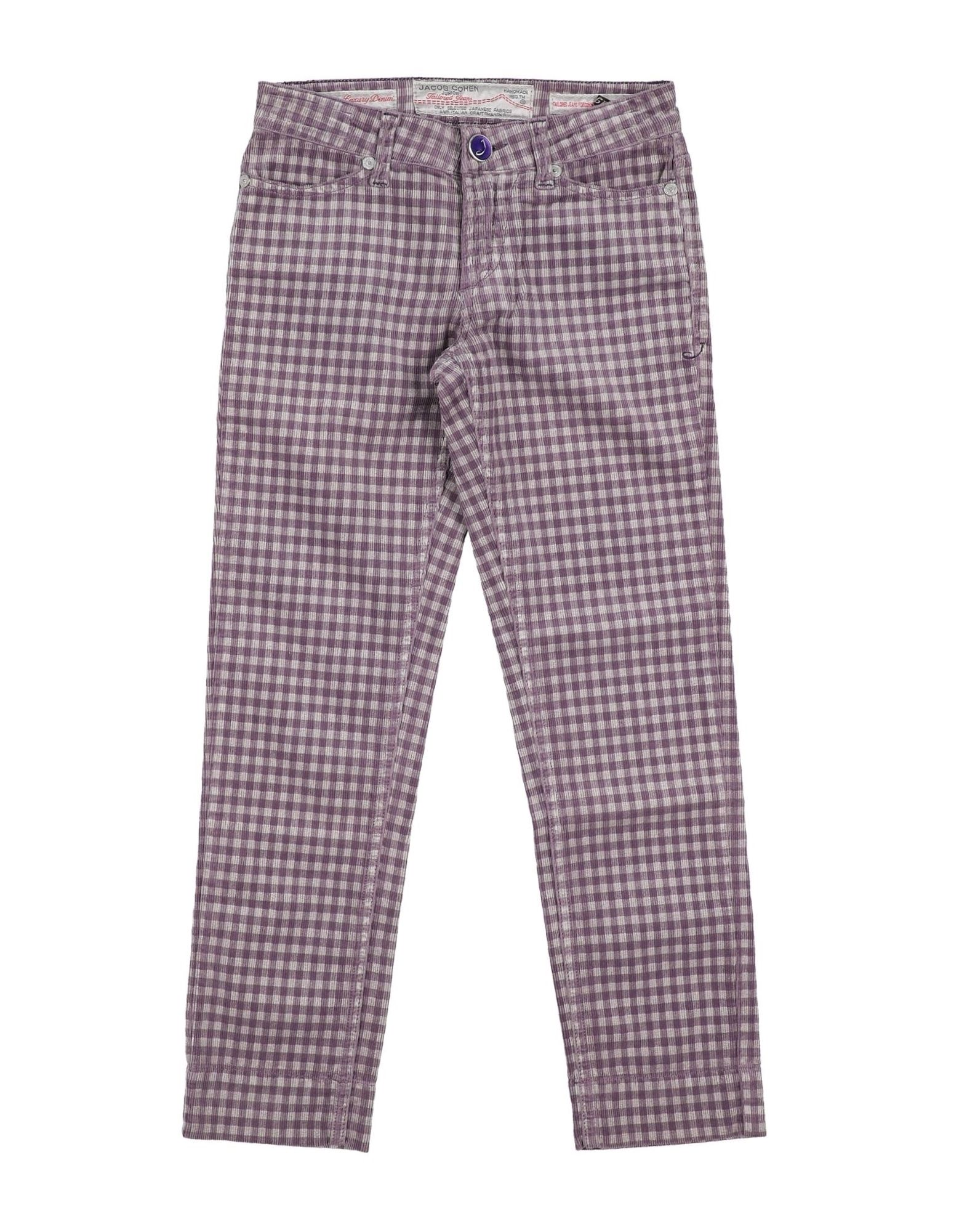 Jacob Cohёn Kids' Casual Pants In Gray