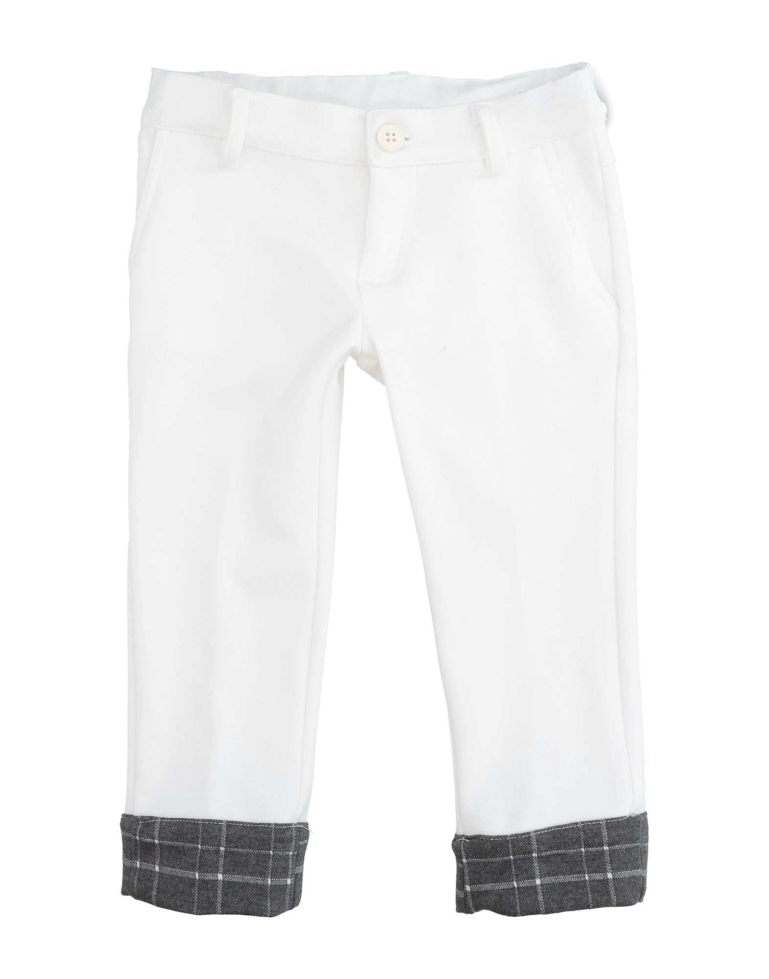 Gastone® Kids' Casual Pants In White