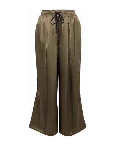 Фото - Повседневные брюки от KORAL зеленого цвета