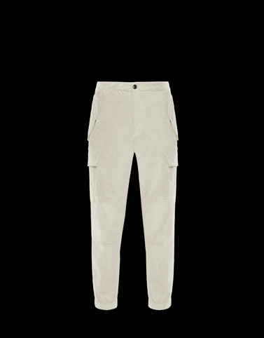 CASUAL PANTS Cream New in